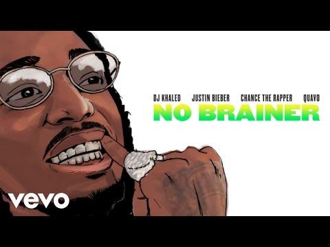 DJ Khaled - No Brainer (Audio) ft. Justin Bieber, Chance the Rapper, Quavo