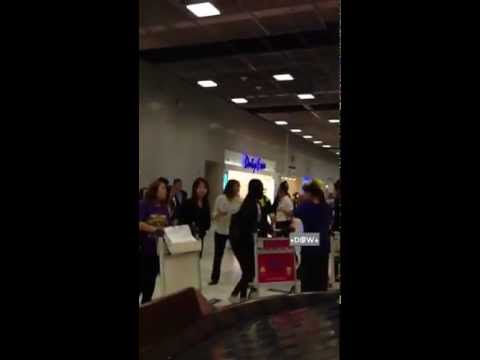 121003 Ftisland At Suvarnabhumi Airport 2 video
