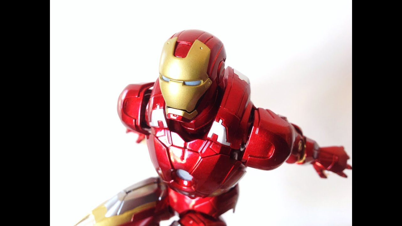Figma Iron Man Mark Vii Figma The Avengers | Iron Man