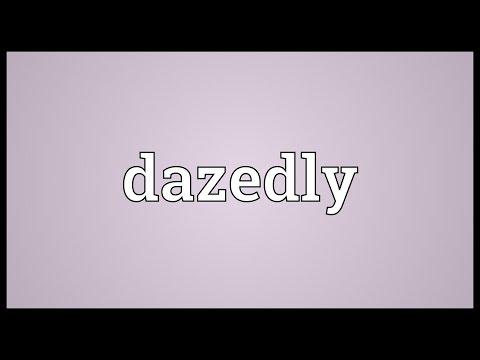 Header of dazedly