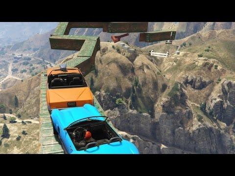 IK ZAT HELEMAAL IN JE! (GTA V Online Funny Races)