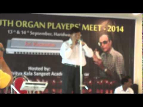 Deewane Hain Deewano Ko ... Indian Mouthorgan Players Meet 2014...
