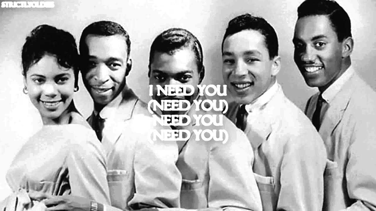Smokey Robinson Amp The Miracles The Tracks Of My Tears