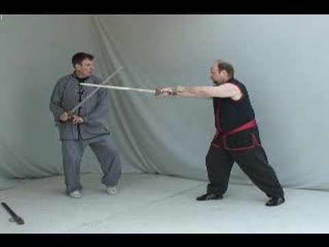 Straight Sword Fighting Techniques Image 1