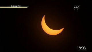 Eclipse 2017 - NASA TV Public Channel