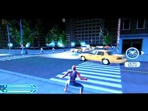 PSPscene - Spiderman 3 - Sony PSP