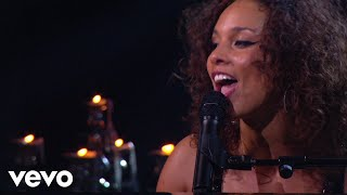 Alicia Keys Empire State Of Mind Part Ii Broken Down Piano I Aol Sessions 1