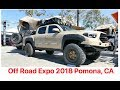 "Off Road Expo 2018 Pomona Ca. ""overland vehicles everywhere"""