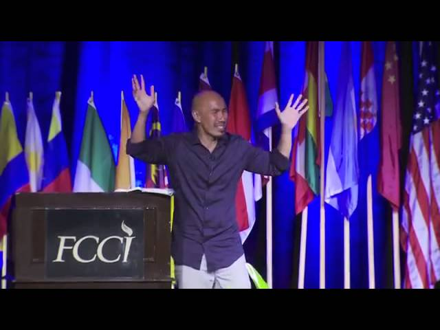 Experiencing God's Holiness by Francis Chan