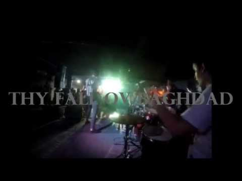 Thy Fall Ov Baghdad - All I Want (ADTR Cover) Live at Rising Star Vol 2, Ipoh (Drum Cam)