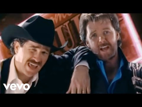 Brooks & Dunn - Boot Scootin' Boogie Music Videos
