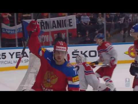 Россия Чехия 3 0 Чемпионат Мира по Хоккею 2017 1/4 Финала обзор матча