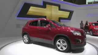 Chevrolet Trax – Salone di Parigi 2012
