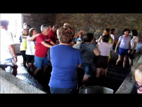 Lagarada - Pisar as uvas / Tread the grapes