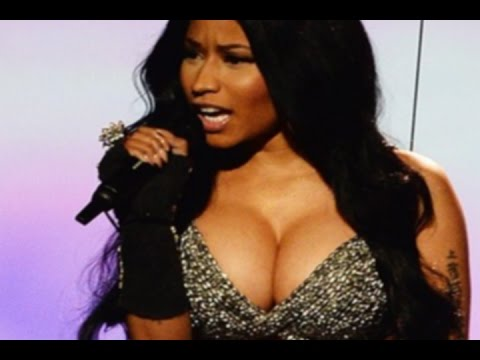 Nicki Minaj - 'Anaconda' - MTV Video Music Awards - 2014 - VMAs -