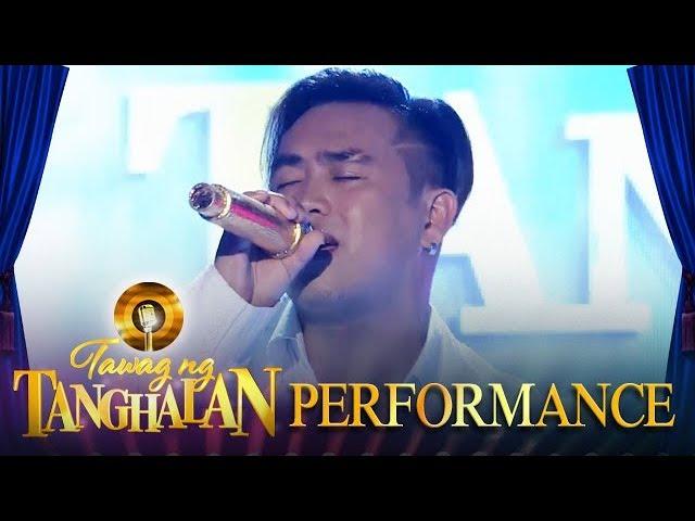 Marco Adobas | Please Forgive Me (Day 2 Semifinals) | Tawag ng Tanghalan