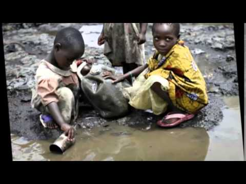 arme mensen en kinderen