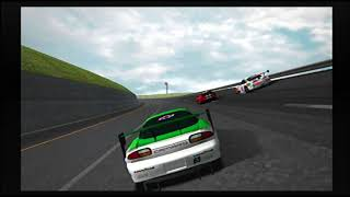 Gran Turismo 3: A-Spec. Test Course. Chevrolet Camaro LM Race Car 01