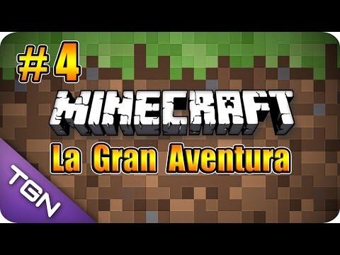 Minecraft La Gran Aventura Capitulo 4 En busca de la Jungla HD 720p