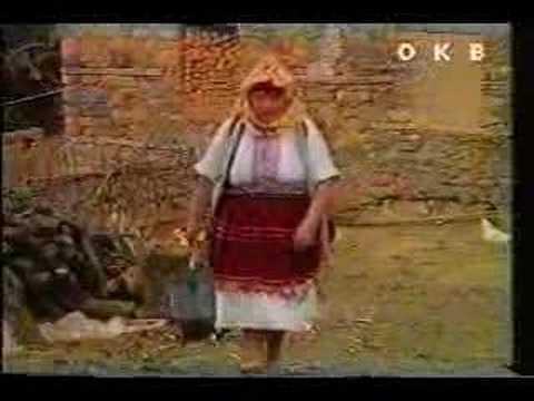 Vaska Ilieva - Macedonian Folk Singer -