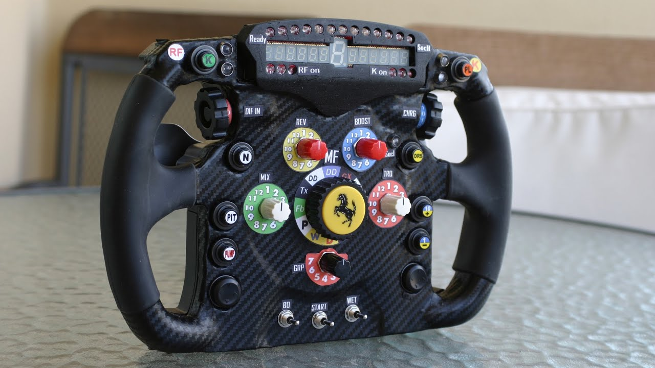 wheel ferrari f1 cap1 mod thrustmaster t500rs. Black Bedroom Furniture Sets. Home Design Ideas