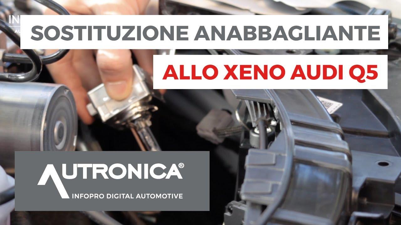 Schema Elettrico Giulietta 2010 : Video tutorial stacco lampada anabbagliante alfa romeo