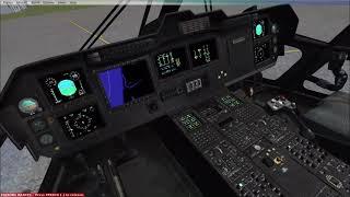 EH101 helicopter- Start up/ shutdown- FSX