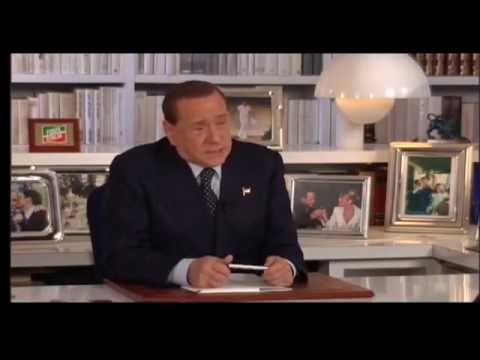 Intervista a Silvio Berlusconi