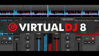 Virtual DJ 7.4 Pro [full-crack] 2014