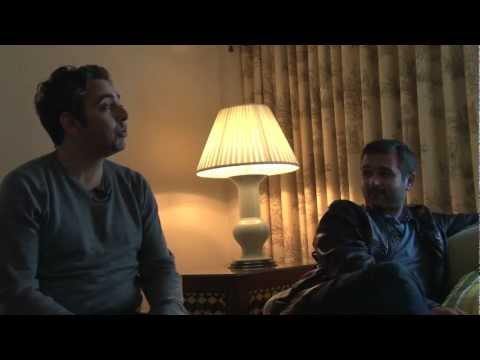Eric Toledano & Oliver Nakache, The Intouchables' Co-directors (interview)