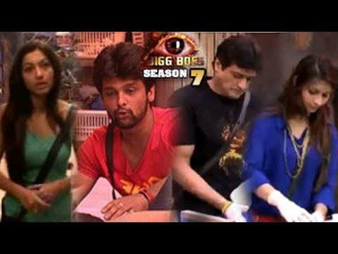 Bigg Boss 7 8th October 2013 FULL EPISODE Hell v/s Heaven BIG FIGHT