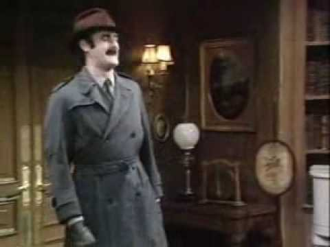 Monty Python - Agatha Christie Sketch Video