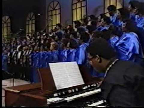 Florida Mass Choir  All Night All Day