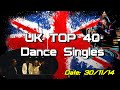 Download UK Top 40 - Dance Singles (30/11/2014) MP3 song and Music Video