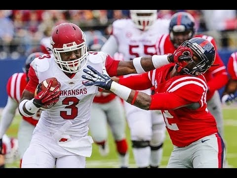 Arkansas Razorbacks BADASS Football PUMP UP!!!!