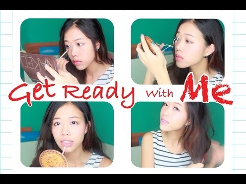 等了又等之Get Ready With Me! 小A的日常自然妝教學 My Everyday Natural Makeup Tutorial