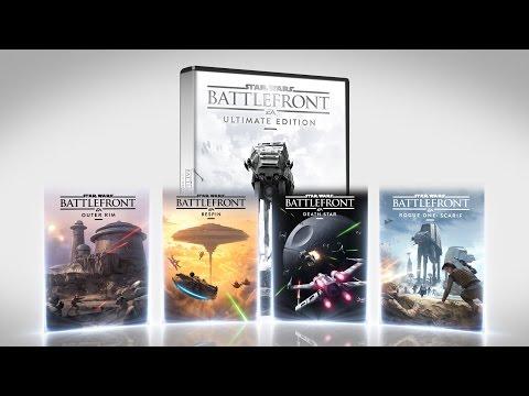 Star Wars Battlefront: Ultimate Edition Trailer