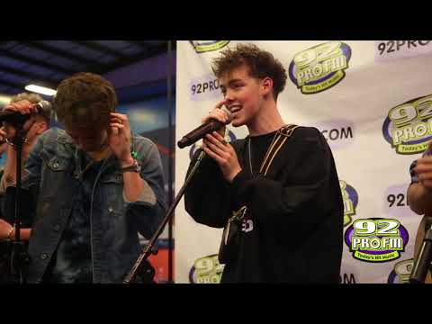 Download Lagu  Why Don't We - 8 Letters LIVE at 92ProFM Mp3 Free