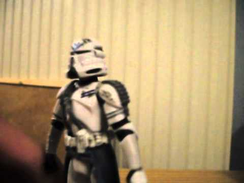 Toys r us exclusive star wars battle front 2 clone trooper pack review part 1.