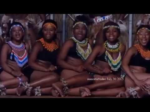 Ortezzano Folk with the Umuzi Wenkosi Zulu Folklore Dance Ensemble South Africa (manortiz)