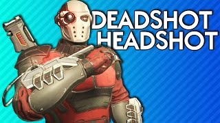 DEADSHOT HEADSHOT | Injustice 2