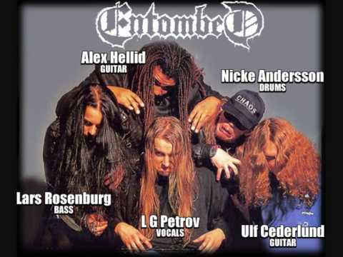 Entombed - Lost