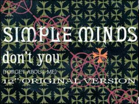 Simple Minds - Don't You (Forget About Me) (12'' Original Version)