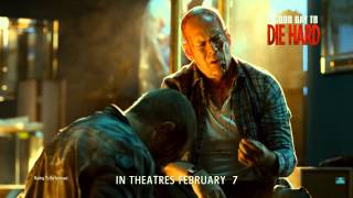 Big Mommas: Like Father, Like Son - A Good Day to Die Hard - Featurette