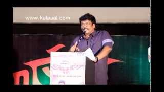 Actor & Director Parthiban Speech at Anjaan Audio Launch Event