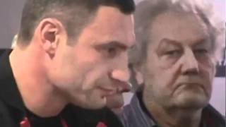 klitschko chisora  slap in the face..flv