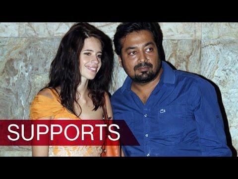 Kalki Koechlin supports Anurag Kashyap | EXCLUSIVE