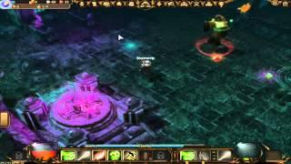 Drakensang online-Let's Play CZ (HD) # 16 Katakomby I. část