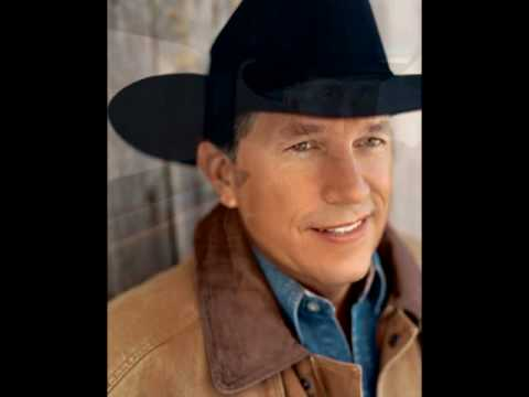 George Strait -One Foot In Front Of The Other Video