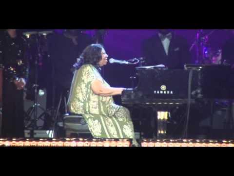 Aretha Franklin GospelFest2013
